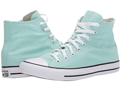 Converse Chuck Taylor All Star Seasonal Color Hi (Ocean Mint) Lace up casual Shoes