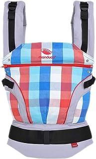 Manduca 222-10-16-001 - Mochila portabebés, color Vivid Red