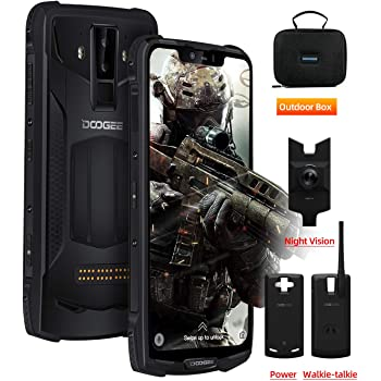 DOOGEE S90 Pro Telefonos Movile Libre Resistente, 4G Android 9.0 ...