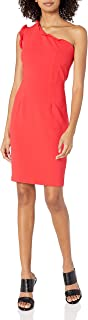 Black Halo Womens 3599449 Pravella Dress Sleeveless Dress