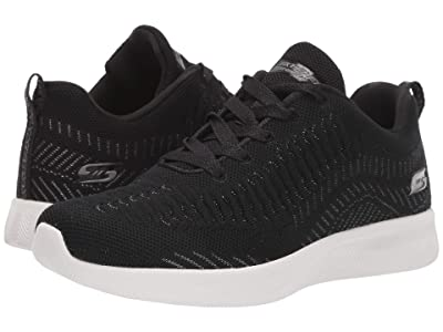 BOBS from SKECHERS Bobs Squad 2 Insta Angel (Black) Women