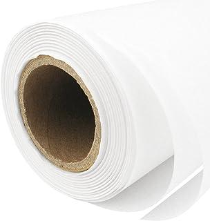 Bocetos papel Papel de construcción Papel carbón Papel carbón papel de seda de papel de calcar semi transparente A3 A4 de 30 g/m² 12 in x 50 YD, ca. 31 cm x 46 m