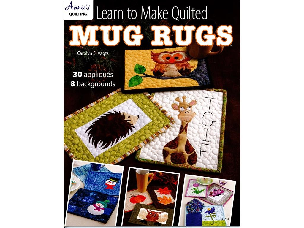 Quilted Mug Rug Patterns Free Quilt Patterns