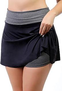 Short Saia Fitness Feminino