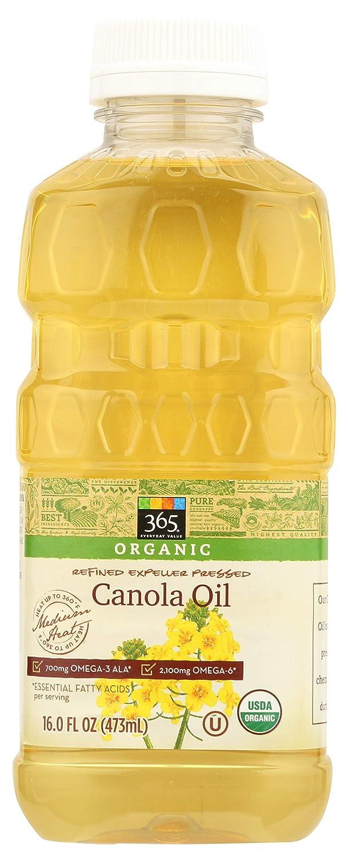365 Classic Everyday Miami Mall Value Organic Canola oz fl 16 Oil