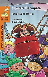 El pirata Garrapata (El Barco de Vapor Naranja