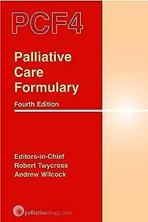 Palliative Care Formulary (PCF4)