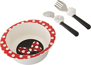 The First Years Disney Mealtime 3 Piece Set, Minnie Mouse