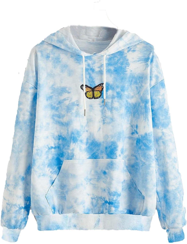 Hotkey Women's Safety and trust Fashion Hoodies Long Nashville-Davidson Mall Sweatsh Sleeve Hooded Pocket