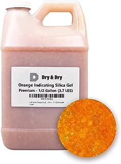 Half Gallon Orange