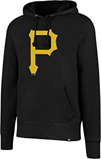 47 Brand New York Yankees Camo Logo Headline MLB Hoodie