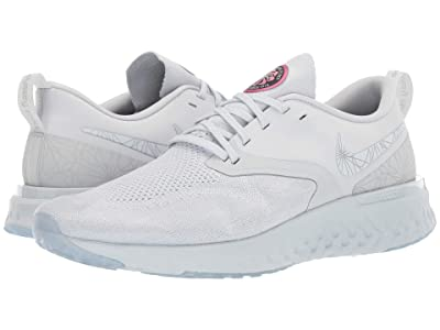 Nike Odyssey React 2 FK GPX (Pure Platinum/Pure Platinum/Black) Men