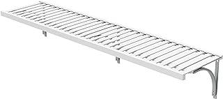 closetmaid ventilated wood shelf