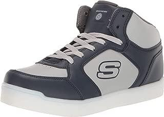 Kids' Mid Top Lace Up Shoe W/Hidden Sneaker