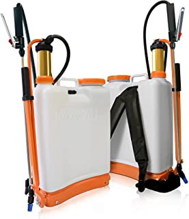 Jacto CD400 Backpack Sprayer, Translucent White