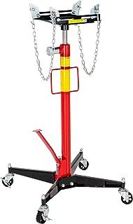 TecTake Gato de foso hidráulico motor y transmisión elevador hasta máx. 500 kg | sólida calidad - peso: 38 kg