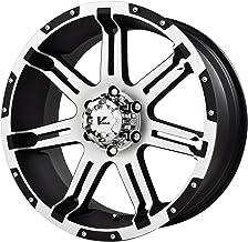 V-Rock Ambush Chrome Wheel 20 x 10. inches //6 x 135 mm, -24 mm Offset