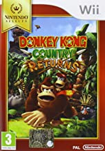Nintendo Donkey Kong Country Returns, Wii - Juego (Wii, Nintendo Wii, Plataforma, E (para todos))