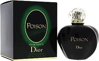 Dior Christian Poison Eau De Toilette Strawberrynet Spray for Women, 100ml