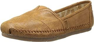 BOBS from Skechers Women's Luxe Fashion Slip-On Flat