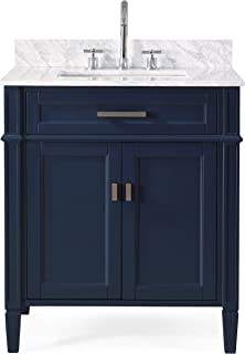 Best navy blue bathroom vanity 30 inch Reviews