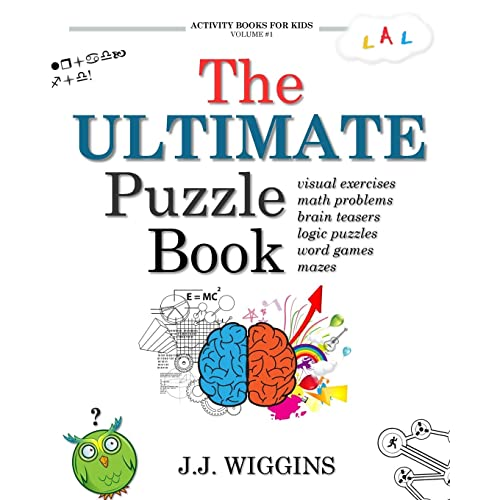 Logic Puzzles for Kids: Amazon com