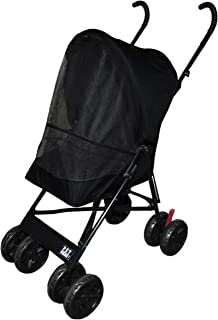 Pet Gear Ultra Lite Travel Stroller, Compact, Large...