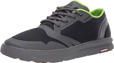 Quiksilver Men's Amphibian Plus Water Shoe, Blue/Grey, 11 M US