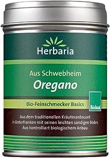 herbaria Oregano gerebelt, 1er Pack (1x 20g lata–Bio