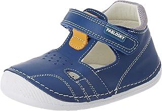 Pablosky Baby Boys Sandals, Blue (Azul 068742)