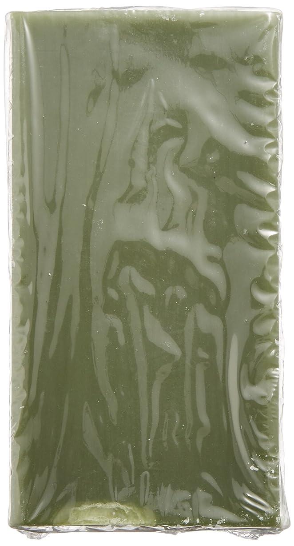 養う吸収広大な緑茶のボディクレンジングバー