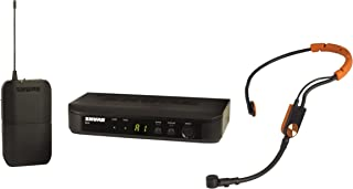Shure BLX14/SM31 Headworn Wireless System with SM31FH Fitness Headset Microphone, J10