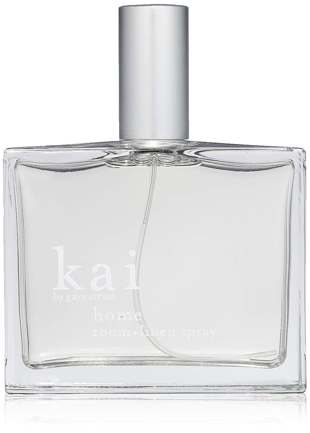 動的些細な二kai fragrance(カイ フレグランス) ルームリネンスプレー 100ml