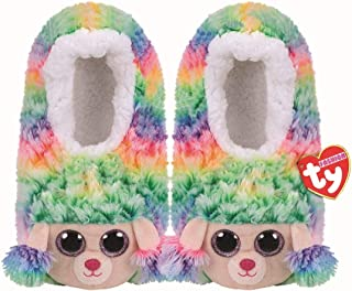 Ty Rainbow - Slipper Socks med