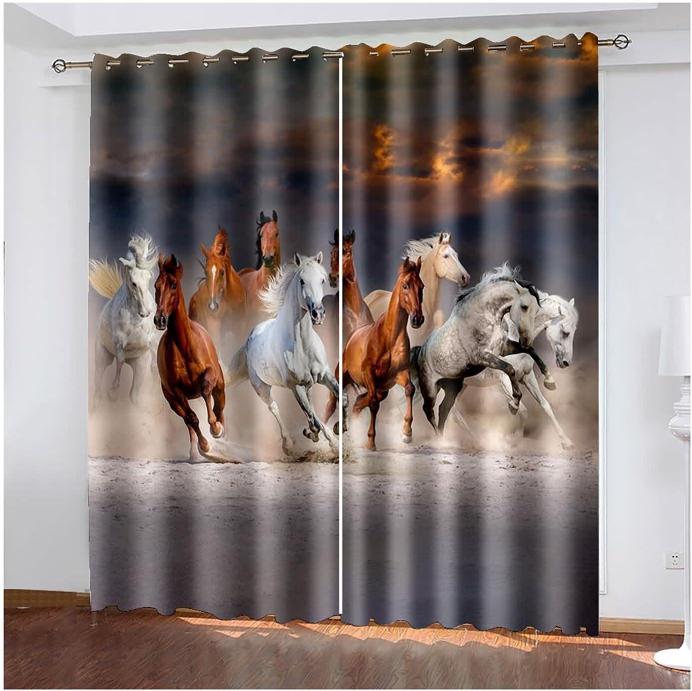 Bedroom Blackout Curtains 2 Panel Large-scale sale for Sets Sale Drapes Livi