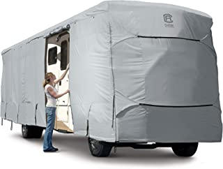 Classic Accessories OverDrive PermaPro Heavy Duty Cover for 40' to 42' Class A RVs, Grey (Limited
