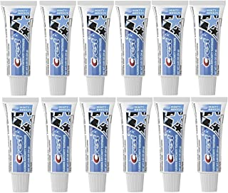 Crest Kid's Pro-Health Junior Toothpaste 6+ Years Old, Minty Breeze, Travel Size 0.85 Ounces (24g) - Pack of 12