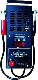 ELEKTRON Battery Load Tester for Two Wheeler Batteries, Suitable for 2.5 AH to 14AH 12V Batteries, Model BCT 7MX