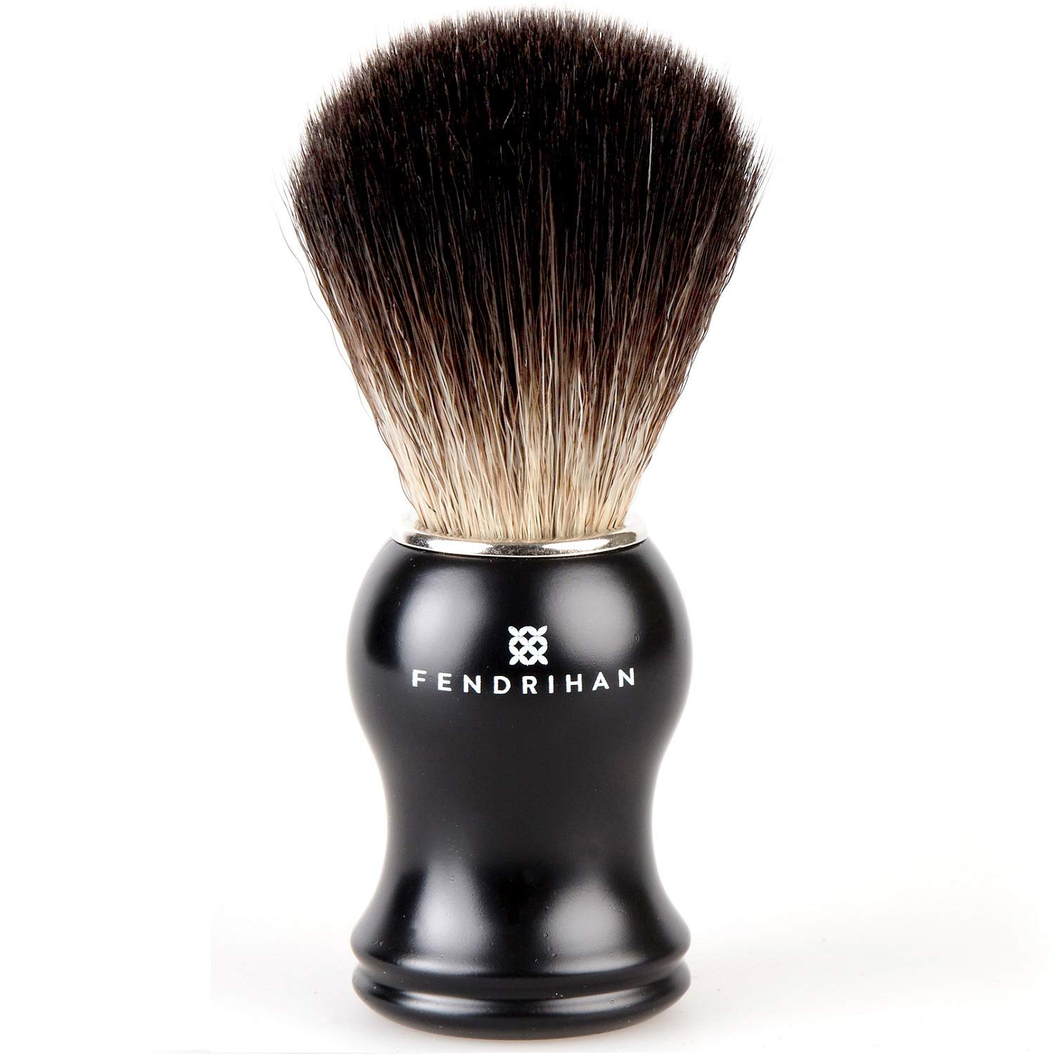 Fendrihan Black Ranking TOP17 Synthetic Shaving Brush and Soft with Bristles R Special Campaign