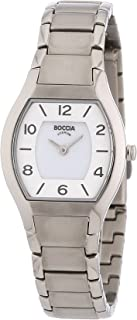 Boccia Dress 3174-01 Ladies Titanium Watch and Strap