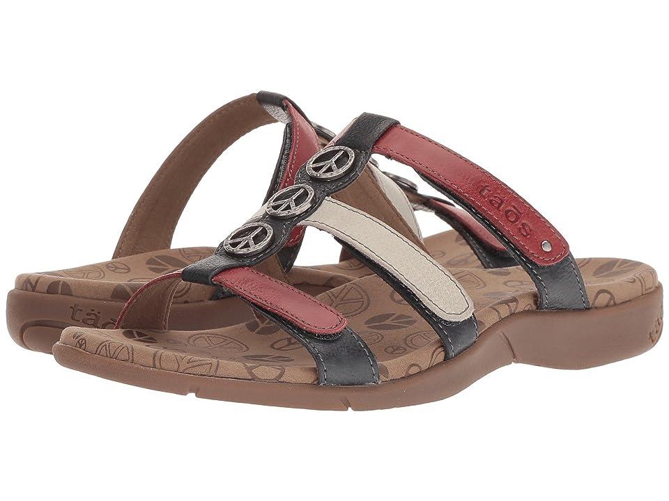 Taos Footwear Peace Prize (Patriot Multi) Women