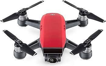 Remplacement des bagues de base R/éparation de kits de pi/èces de rechange Accessoires pour DJI Spark Drone Kismaple Couvercle de lampe LED