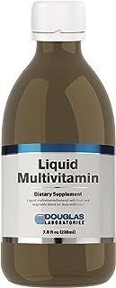 Douglas Laboratories - Liquid Multivitamin - Liquid Multivitamin/Mineral with Fruit and Blend for Daily Wellness - 7.8 fl....
