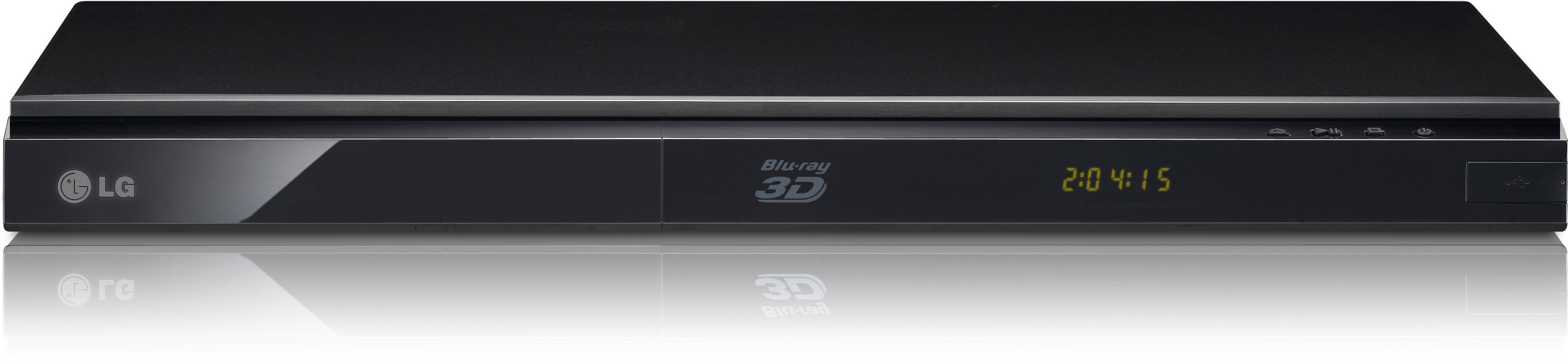 LG BP620 - Reproductor de Blu-ray (Smart Tv, Wifi, USB), color negro: Amazon.es: Electrónica