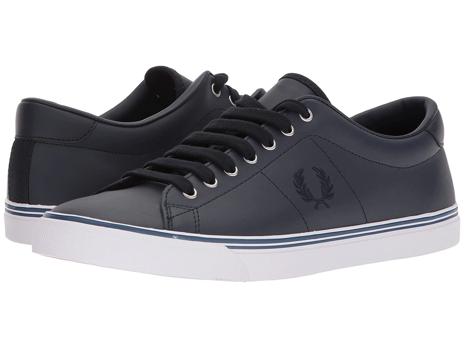 Fred Perry Underspin LeatherAtmospheric grades have affordable shoes