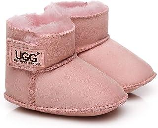 AS UGG Australian Sheepskin Baby Erin Girls Boys Bootie Cradle