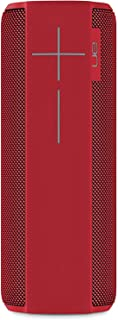 UE MEGABOOM Wireless Bluetooth Speaker, Lava Red (Renewed)