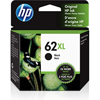 HP 62XL | Ink Cartridge | Black | C2P05AN