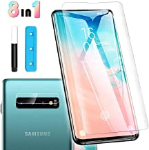 Tempered Glass Screen Protector for Galaxy S10 Plus[6.4