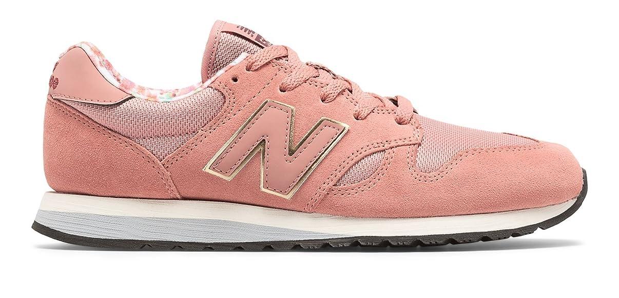 硫黄暗黙陽気な(ニューバランス) New Balance 靴?シューズ レディースライフスタイル 520 70s Running Pink ピンク US 8 (25cm)
